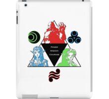 Ocarina of Time - Triforce Design iPad Case/Skin
