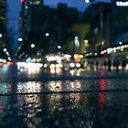 Wet Streets by Shari Mattox