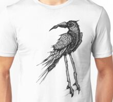 Scary Crow Unisex T-Shirt
