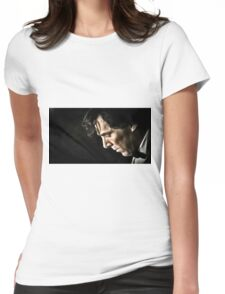 The Contemplative Consulting Detective Womens Fitted T-Shirt