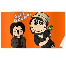 Game Grumps Cheeky Jon Poster