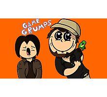 Game Grumps Cheeky Jon Photographic Print