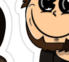 Game Grumps Cheeky Jon Sticker
