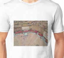Down Below; Piazza Del Campo Unisex T-Shirt