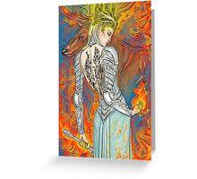 Fireheart Greeting Card