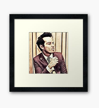 The Handsom Consulting Criminal Framed Print