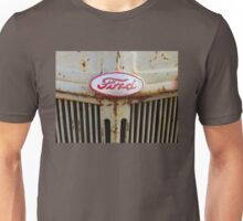 Vintage Ford 8N Tractor Grille Unisex T-Shirt