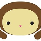 3 Wise Monkeys - Brown by imaginarystory