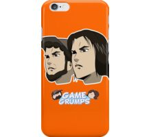 Game grumps Anime Heads iPhone Case/Skin