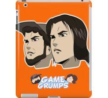 Game grumps Anime Heads iPad Case/Skin