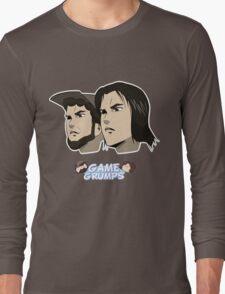 Game grumps Anime Heads Long Sleeve T-Shirt