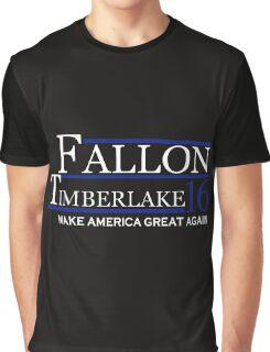 Fallon timberlake Graphic T-Shirt