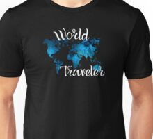 World Traveler II Unisex T-Shirt