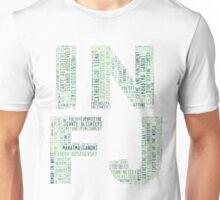 INFJ Word Cloud Unisex T-Shirt