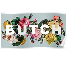 Butch (Antique Roses) Poster