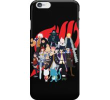 We Are Fairy Tail! iPhone Case/Skin