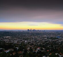 Los Angeles, California by Brayan Rodriguez