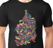 Brain Waves Unisex T-Shirt