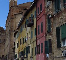 Colourful Siena by wiggyofipswich