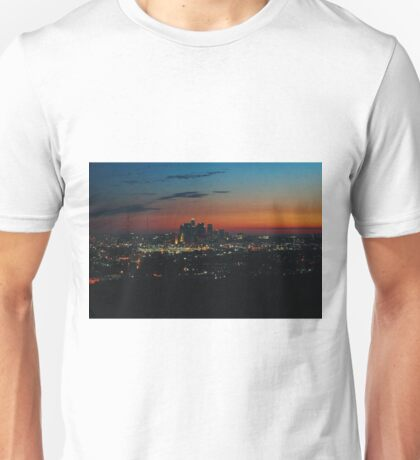 West coast sunset Unisex T-Shirt