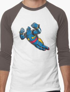 Gigantor the space age robot Men's Baseball ¾ T-Shirt