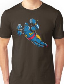 Gigantor the space age robot Unisex T-Shirt