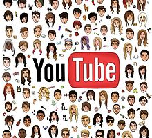 YOUTUBERS by brogan archibald
