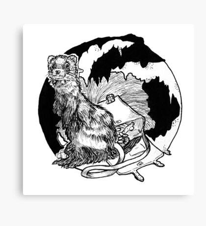 Weasley Canvas Print