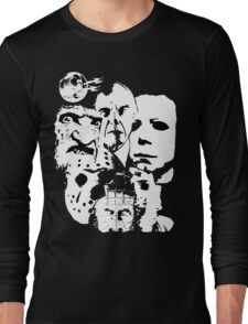 Horror Icons! Long Sleeve T-Shirt