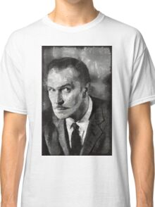 Vincent Price Hollywood Actor Classic T-Shirt