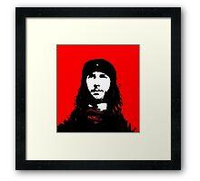 Me - Che Guevara Style Framed Print