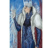 Ice king Photographic Print