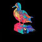 Fantasy Duck by Heather Friedman