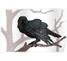 The Three Eyed Crow Poster