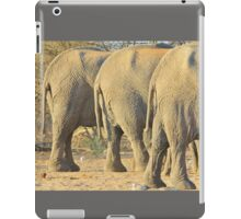 Elephant Diet Clinic - Funny African Wildlife iPad Case/Skin