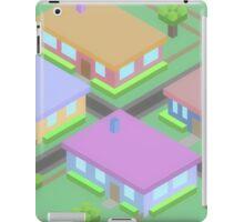 Neighborhood Houses iPad Case/Skin