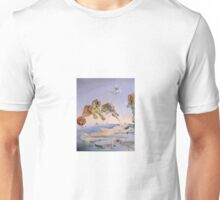 Dream Caused by the Flight of a Bee by Salvador Dali Unisex T-Shirt