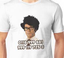 Maurice Moss - 0118 999 881 999 119 725 3 Unisex T-Shirt