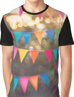 Let the celebrations begin! Graphic T-Shirt