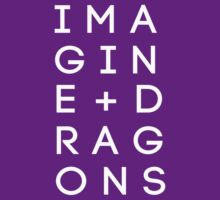 Imagine Dragons by oPac
