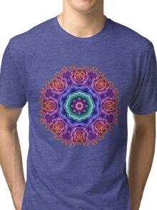 Wreath Of Satin Roses Tri-blend T-Shirt