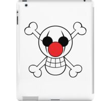 Buggy Jolly Rogger iPad Case/Skin