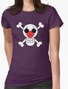 Buggy Jolly Rogger Womens Fitted T-Shirt