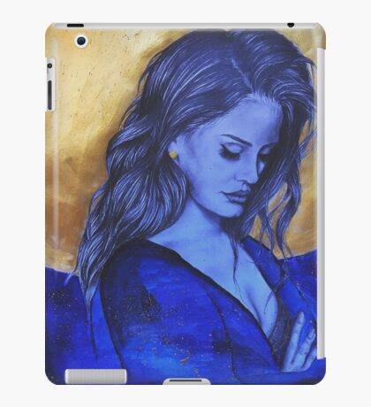 Gold touch iPad Case/Skin