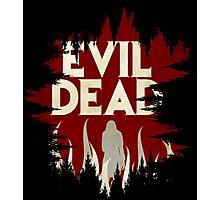 Evil Dead Poster Photographic Print