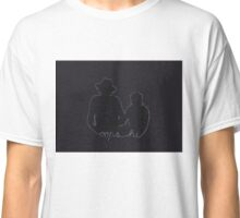 Oops Hi (Harry Styles and Louis Tomlinson) Classic T-Shirt