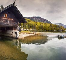 Lake Bohinj by Dominika Aniola