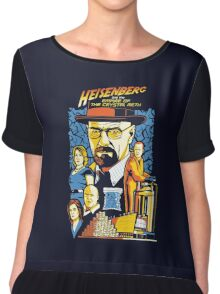 Heisenberg and the Empire of the Crystal Meth Chiffon Top