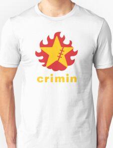 Crimin Brand Fire Star T-Shirt