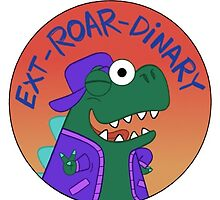 EXT-ROAR-DINARY by Pluph